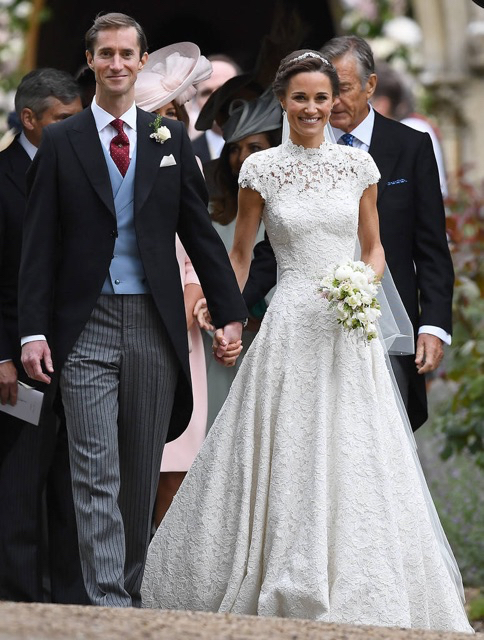 """A Cool Mil Goes Into An """"Almost Royal"""" Wedding!"""